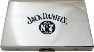 Jack Daniels Cigarette Case