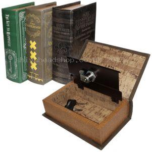 Realistic Stash Books