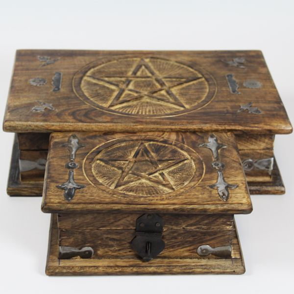 Pentagram Treasure Trove