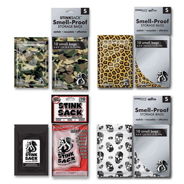 Stink Sack Small 10 pack