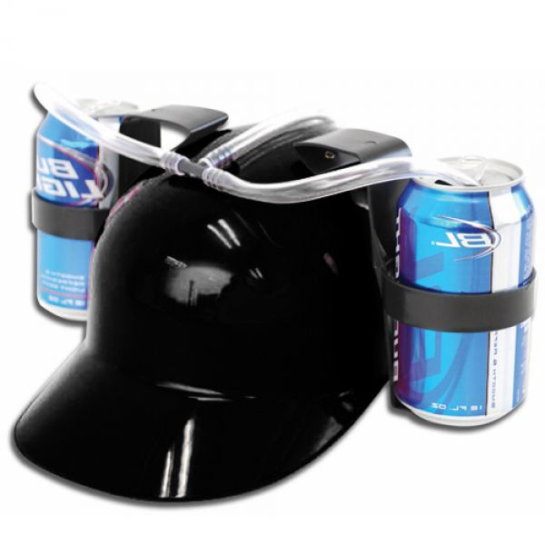 Double Drinking Helmet