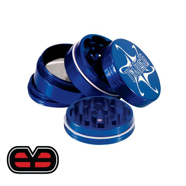 Red-Eye 40mm Crystal Twist Grinder