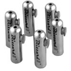 Blizzard 2 Heavy Chrome Snuff Bullets