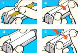 rizla rolling machine instructions