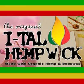 I-Tal Hemp Wicks