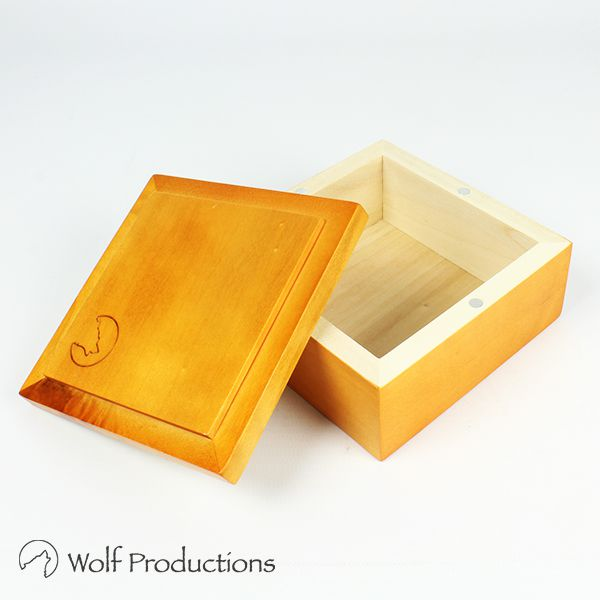 Wolf Z1 2 Part Storage Box Shiva