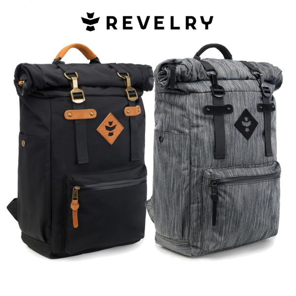 24c4e91d7 The Drifter Backpack by Revelry : Shiva