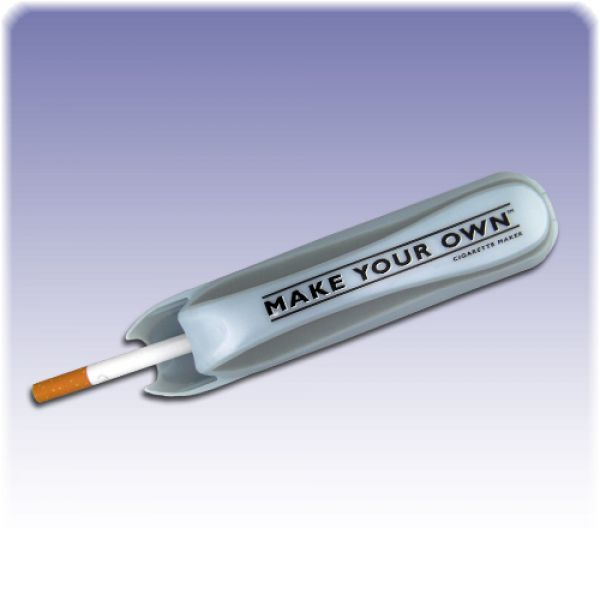 how to make youre own cigareete snuffer
