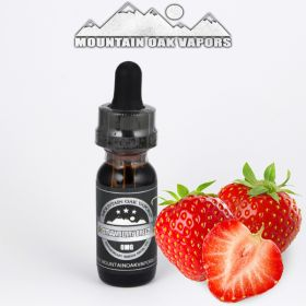 Enthusiast Series Strawberry Breeze 15ml (Strawberry) - 0mg
