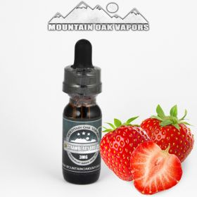 Enthusiast Series Strawberry Breeze 15ml (Strawberry) - 3mg