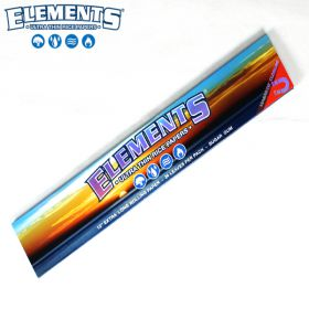 "Elements 12"" Extra Long Rolling Papers"