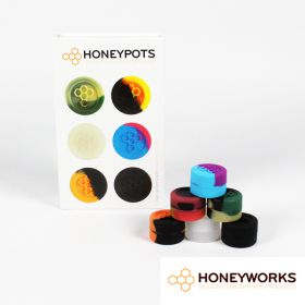 Honeyworks Honeypots Small (6 Pack)