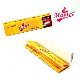 Flamez Extra Fine 2in1 Papers & Tips