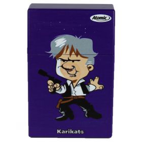 Star Wars Cigarette Packet Cover - Han Solo