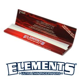 Elements King Size Slim Hemp Papers