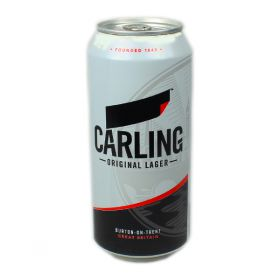 Drinks Stash Cans - Carling
