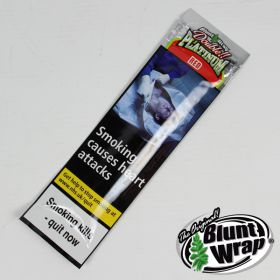 Double Platinum Blunts - RED (Strawberry and Kiwi)