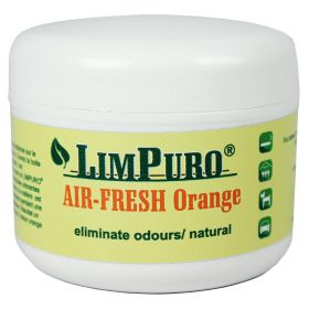 Limpuro Air Fresh Orange Odour Eliminator Tub (200g)