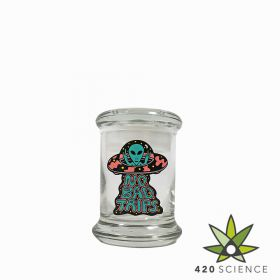 420 Classic Pop Top Jar No Bad Trip - Extra Small