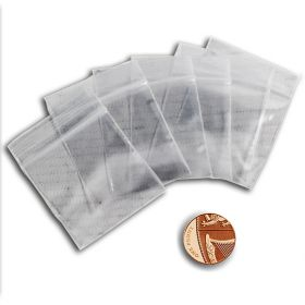 Button Bags - Extra Small 100 Pack