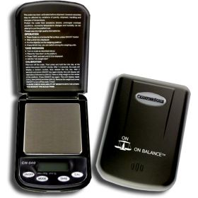 Champion 500g Digital Pocket Scales - Silver