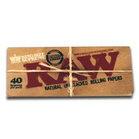 RAW Kingsize Supreme Papers