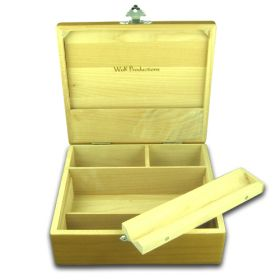 Original Roll Tray -Wolf T3 Deluxe - Maple
