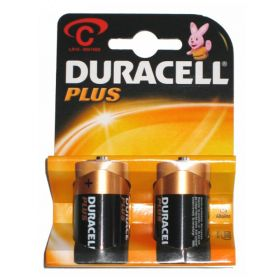 Duracell C Batteries (Two Pack)