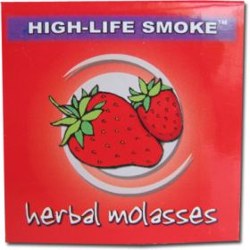 High-Life Herbal Molasses - Strawberry