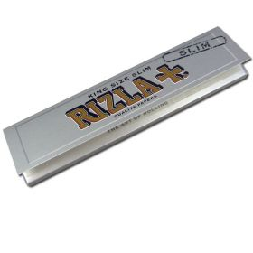 Rizla Silver - Ultra Thin Kingsize Slim