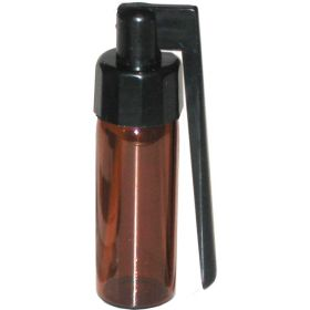 Brown Snuff Bottle - Large