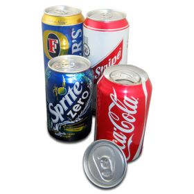 Drinks Stash Cans