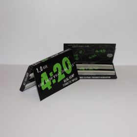 4:20 1.0 Size Cigarette Papers