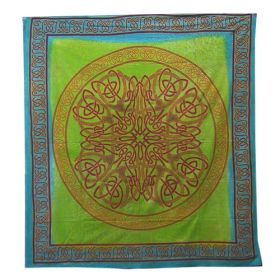 Triple Tone Celtic Bedspreads