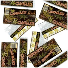 Cannabis Flavoured Kingsize Slim