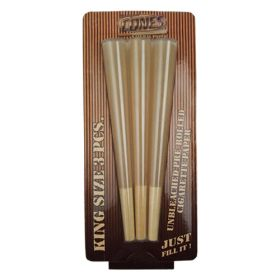 Mountain High Cones - Kingsize Natural 3 Pack
