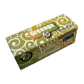 Greengo Kingsize Wide Unbleached Rolls