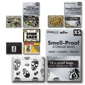 Stink Sack X-Small 10 pack