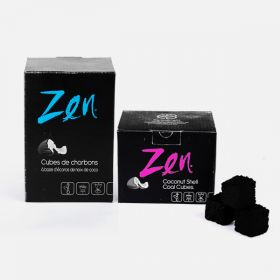 Zen Natural Coconut Shell Coal Cubes