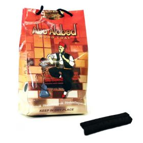 Abo Alabed Natural Wood Coal 1kg