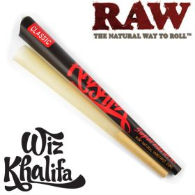 "RAW Wiz Khalifa Supernatural 12"" Cone"