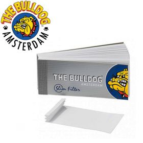 The Bulldog Perforated Filter Tips