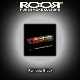 Roor Limited Edition Phuncky Feel Tip - Rainbow Black