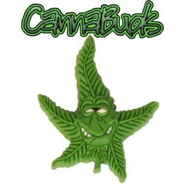 Cannabuds Pin Badge - Chulip