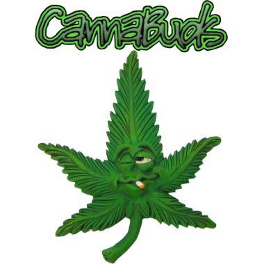 Cannabuds Magnet - Twitch