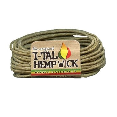 I-Tal Hemp Wick - Large (15.5ft)