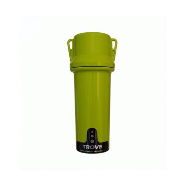 Trove Grinder Storage Pot - Green