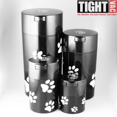 Tight Vac PawVac Container (Opaque)