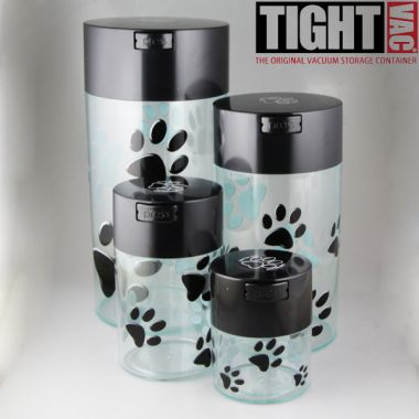 Tight Vac PawVac Container (Transparent)
