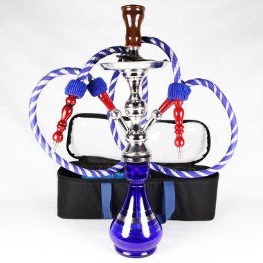 Shisha Travel Kit - Double Hose